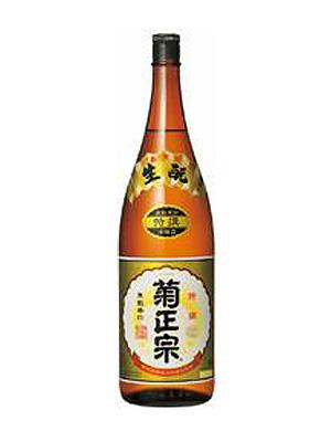 菊正宗 特撰 1.8L瓶