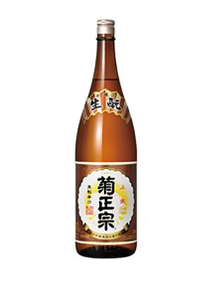 菊正宗 上撰 1.8L瓶