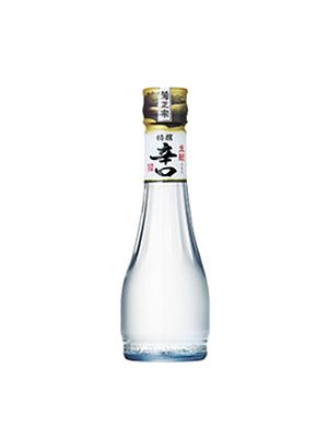 特撰 180ml キモト 辛口雫瓶